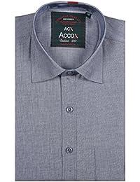 [Sponsored]Accox Long Sleeve Regular Fit Plain Formal Shirt For Man,formal Shirts,100% Cotton Shirts,Plain Shirts Cotton,... - B07BGJ78Z9