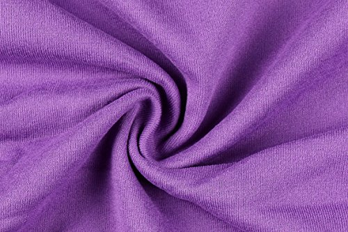 MTTROLI Damen Kapuzenpullover X-Large Purple 1