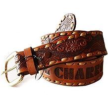 c1b921071e Cintura El Charro E311 vintage in cuoio