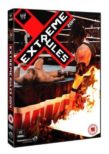 WWE: Extreme Rules [DVD] [2014] [UK Import] - Wwe Extreme Dvd