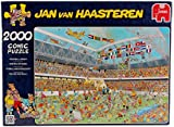 Jan van Haasteren -  Football Crazy 2000 Piece Jigsaw Puzzle