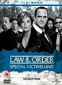 Law & Order: Special Victims Unit - Season 9 - Complete [DVD] [2007]