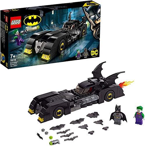 LEGO Super Heroes - Batmobile: La Persecución