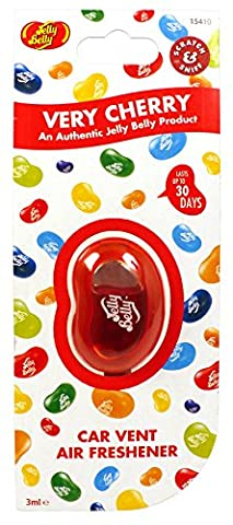 Jelly Belly 15410A Very Cherry Vent Membrane Air Freshener