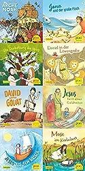 Pixi-8er-Set 243: Geschichten aus der Bibel (8x1 Exemplar)