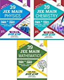 #8: 39 JEE Main Online & Offline Physics, Chemistry & Mathematics Topic-wise Solved Papers