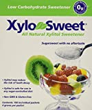 Xlear XyloSweet All Natural Low Carb Xylitol Sweetener - 100 Sachets