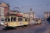 542074 1956 900 Mm Gauge Tram Car Linz Austria A4 Photo