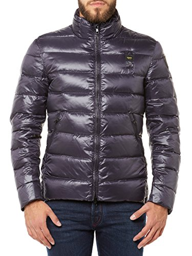 Piumino Blauer in Piuma d'Oca Winter 2017 16WBLUC03730/4288 888GS(Blu), 5)-XL MainApps