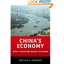 China's Economy: What Everyone Needs to Know®