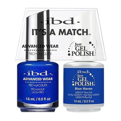 IBD C'est un match à ongles gel, Blue Haven