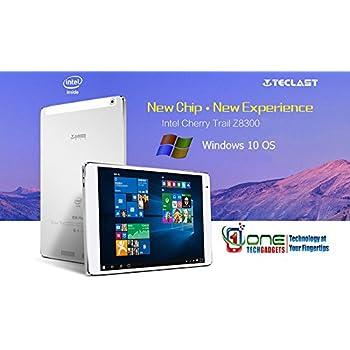 Teclast X98, plus de 9,7 pouces Intel Trail Cerise T3 Z8300 double OS Tablet PC 4Go de RAM 64 Go CMEM de Windows 10 et Android 5.1 WiFi / HDMI / Bluetooth 4.0 / OTG + Protecteur d'écran gratuit
