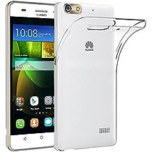 Funda Huawei G Play Mini / Honor 4C, AICEK Huawei G Play Mini Funda Transparente Gel Silicona Huawei G Play Mini Premium Carcasa para Huawei G Play Mini /Honor 4C