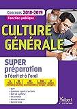 Culture générale, super préparation : Concours Fonction publique