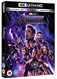 Avengers: Endgame 4K Includes Bonus Disk [Blu-ray] [2019] [Region Free] only £25.00 on Amazon