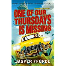 One of our Thursdays is Missing: Thursday Next Book 6