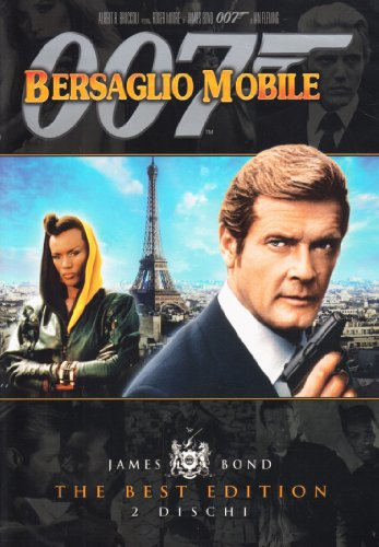 Preisvergleich Produktbild 007 - Bersaglio mobile [2 DVDs] [IT Import]