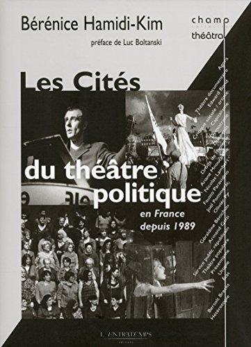 Les Cités du théâtre politique