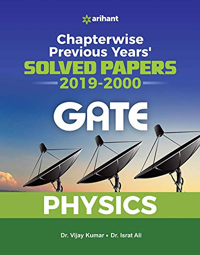 Chapterwise Solved Papers Physics GATE 2020