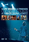 Gary Moore & Friends - One Night in Dublin: A Tribute to Phil Lynott [DVD]