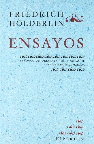Ensayos (Libros Hiperión) por Friedrich Hölderlin