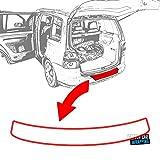 FOCUS III 3 TURNIER Ladekantenschutz Lackschutzfolie + RAKEL + ANLEITUNG KOMBI in TRANSPARENT Folie - passend für FOCUS III 3 TURNIER KOMBI – Schutzfolie von CCW©