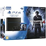 PlayStation 4 1 Tb C Chassis + Uncharted 4: Fine di un Ladro [Bundle]