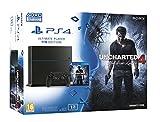 Sony PS4 1TB + Uncharted 4 - game consoles (PlayStation 4, HDD, Multi, IEEE 802.11b, IEEE 802.11g, IEEE 802.11n, GDDR5, AMD Radeon)