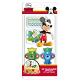 MICKEY-303000-Kit-Decoration-Gteau-Figurine-Plastique-Multicolore-11-x-5-x-23-cm