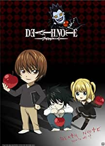 Death Note Hochglanzposter / Poster / Plakat: SD Characters (52 x 38 cm)