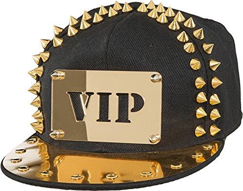 Baseball Cap VIP mit Nieten keine Größe