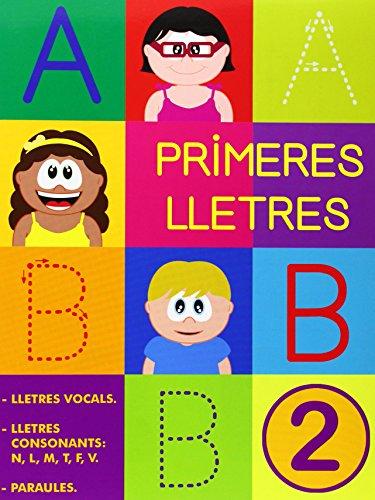 Lletres vocals. Lletres consonants: n, l, m, t, f, v. Paraules.