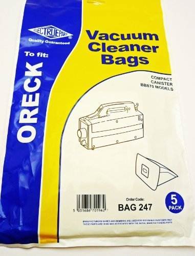 oreck-bag247-non-gen-by-electruepart-for-bb-compact-canister-bb870-5-pack
