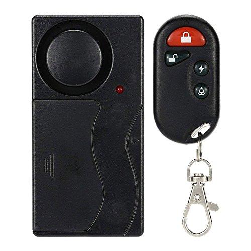 Télécommande alarme kkmoon Télécommande sans fil Alarme vélo électrique