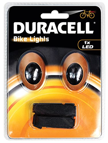 Preisvergleich Produktbild Duracell bik-m01du LED vorne und hinten bunny Augen Taschenlampe