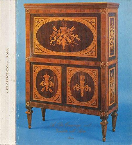Vendita all'asta. di beni di antiquariato provenienti da dimora patrizia e da alcune collezioni private.