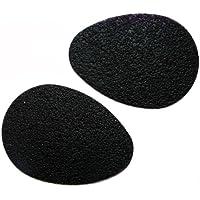 Shoe Grips- Non Slip Pads X 2 Pair Pack Black Rubber Grips preisvergleich bei billige-tabletten.eu