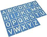 EDUPLAY 120176 - Sandpapierbuchstaben A-Z