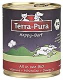 Happy-BARF Terra-Pura Supplemente Nahrungsergänzung für Barf 500 g