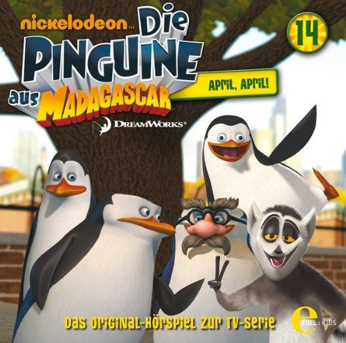 Die Pinguine aus Madagascar - Folge 14: April, April!