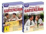 Geschichten übern Gartenzaun / Neues übern Gartenzaun (komplette TV-Serie 1. und 2. Staffel) 6 DVDs