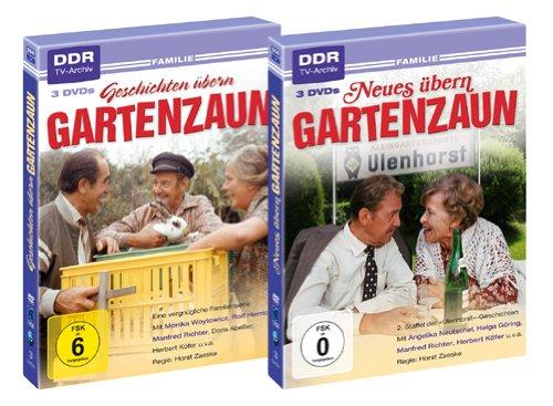 Neues übern Gartenzaun - Die komplette Serie (6 DVDs)