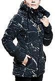 Khujo Damen, Winter, Jacke, Tweety Prime, 1071JK173-HI8, HI8 splash print, XXL