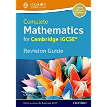 Complete Mathematics for  Cambridge IGCSE® Revision Guide (Core & Extended)