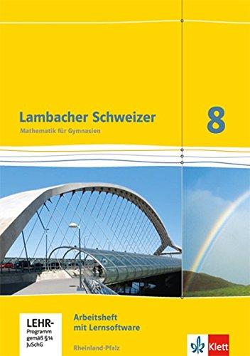 Lambacher Schweizer Mathematik 9. Ausgabe Rheinland-Pfalz: Arbeitsheft plus Lösungsheft und Lernsoftware Klasse 9 (Lambacher Schweizer. Ausgabe für Rheinland-Pfalz ab 2012)