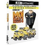 Moi, Moche Et Méchant 3 4k Ultra Hd