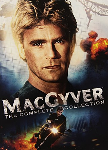 Macgyver: The Complete Collection [Edizione: Francia]