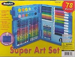 Roseart Super Art Set
