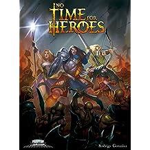 No Time For Heroes - Juego de mesa (Holocubierta HOLNTH01)