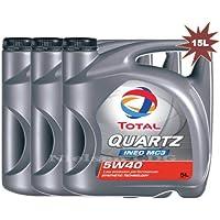 Total Quartz Ineo MC3 aceite de motor 5 W40 3 x ...